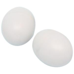Brood Eggs Plastic Small Pair