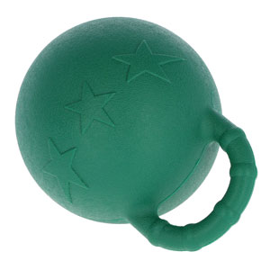 Horse Toy Scented Green Apple 25cm