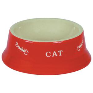 Pet Bowl Ceramic Cat 200ml